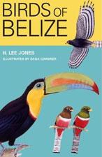 Bird of Belize Book